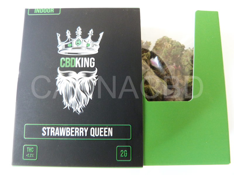 Strawberry Queen 2g